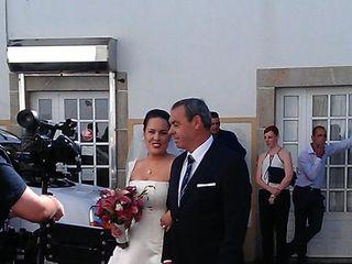La boda de Jorge y Ana 1