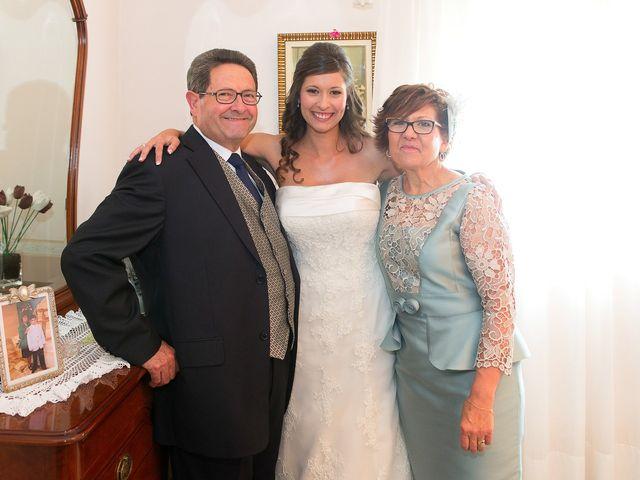 La boda de JUAN CARLOS y SARA en La Vall D'uixó, Castellón 12