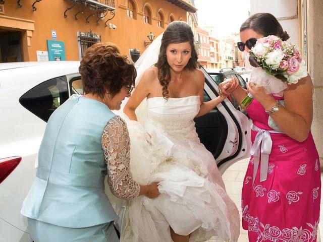 La boda de JUAN CARLOS y SARA en La Vall D'uixó, Castellón 14