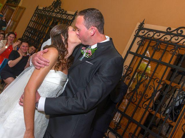 La boda de JUAN CARLOS y SARA en La Vall D'uixó, Castellón 19