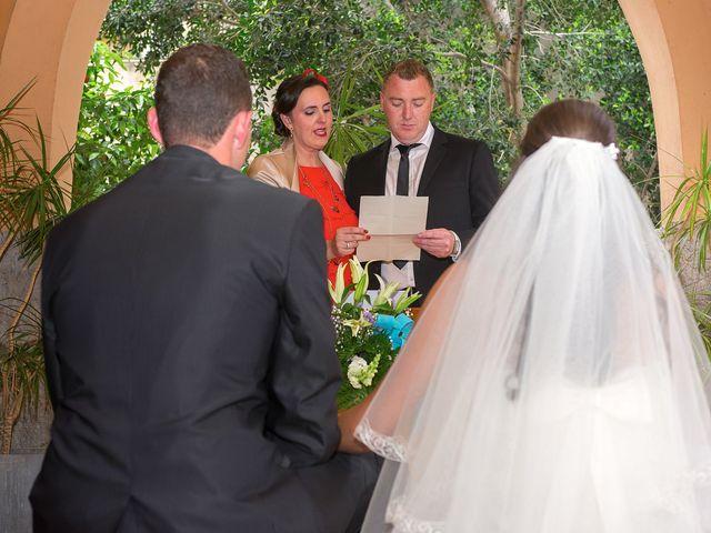 La boda de JUAN CARLOS y SARA en La Vall D'uixó, Castellón 20