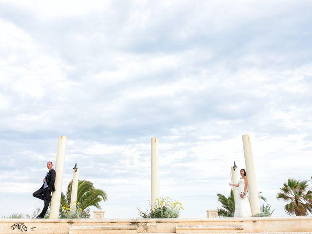 La boda de JUAN CARLOS y SARA en La Vall D'uixó, Castellón 22