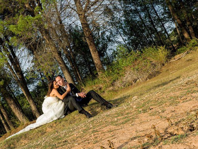 La boda de JUAN CARLOS y SARA en La Vall D'uixó, Castellón 42