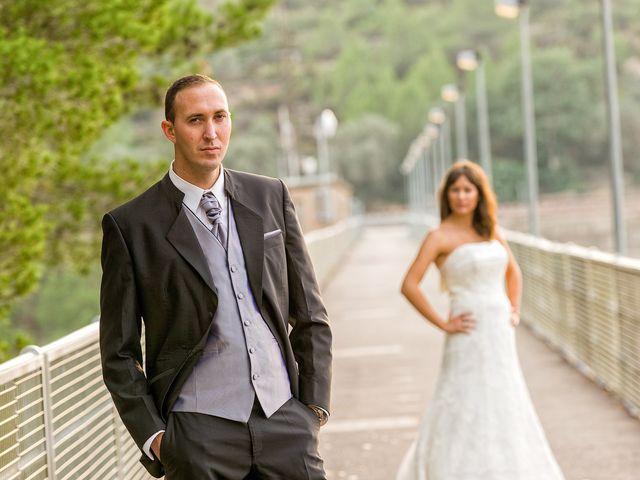 La boda de JUAN CARLOS y SARA en La Vall D'uixó, Castellón 46