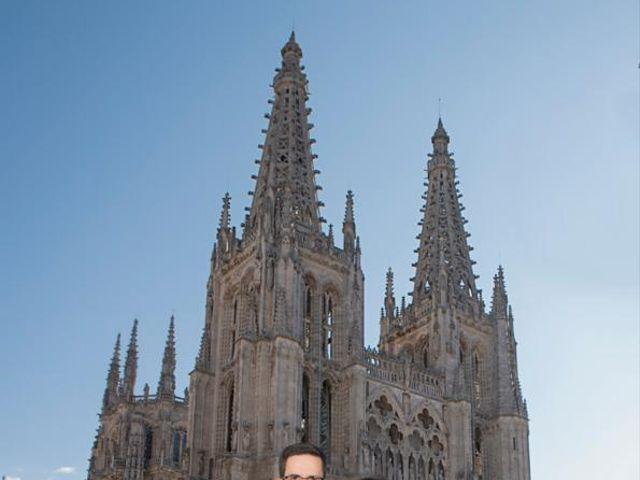 La boda de Alberto y Itciar en Burgos, Burgos 3