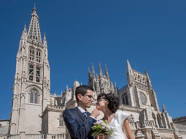La boda de Alberto y Itciar en Burgos, Burgos 7