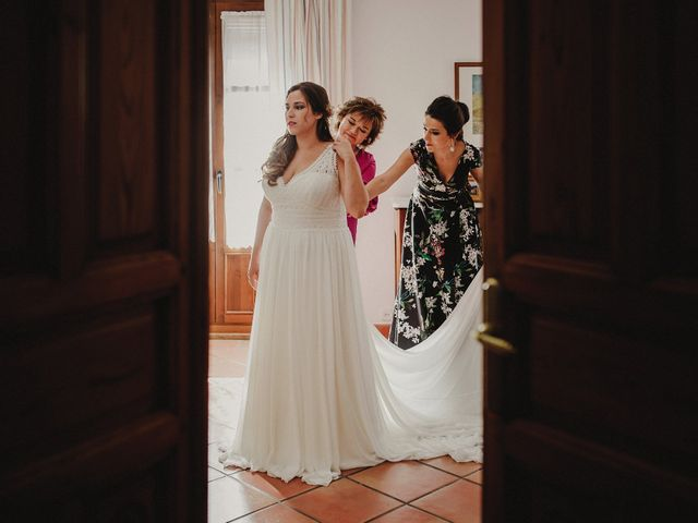 La boda de Quique y María en Campo De Criptana, Ciudad Real 38