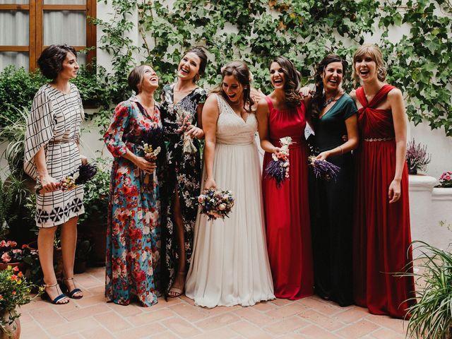 La boda de Quique y María en Campo De Criptana, Ciudad Real 49