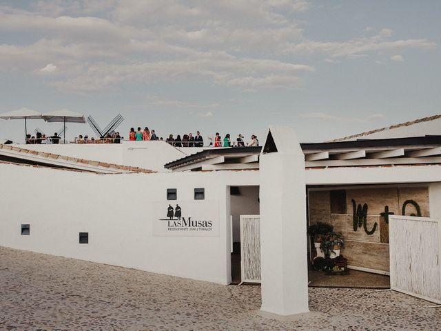 La boda de Quique y María en Campo De Criptana, Ciudad Real 50