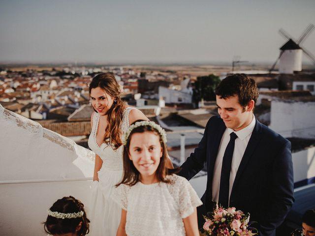 La boda de Quique y María en Campo De Criptana, Ciudad Real 55