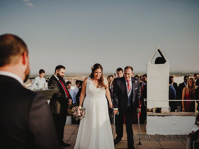 La boda de Quique y María en Campo De Criptana, Ciudad Real 58