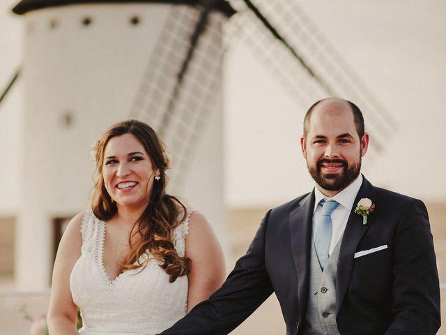 La boda de Quique y María en Campo De Criptana, Ciudad Real 63