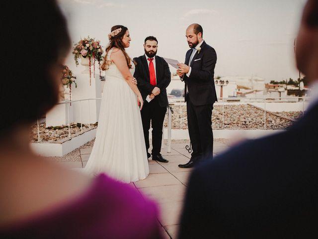 La boda de Quique y María en Campo De Criptana, Ciudad Real 66