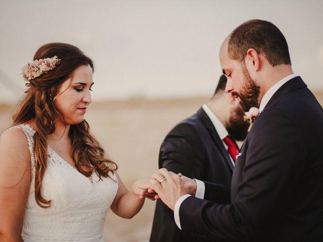 La boda de Quique y María en Campo De Criptana, Ciudad Real 70