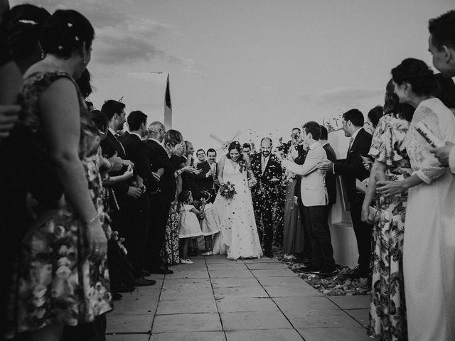 La boda de Quique y María en Campo De Criptana, Ciudad Real 73