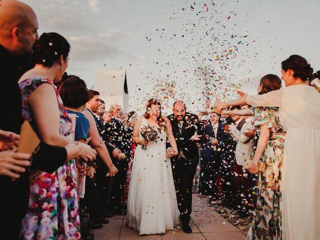 La boda de Quique y María en Campo De Criptana, Ciudad Real 74