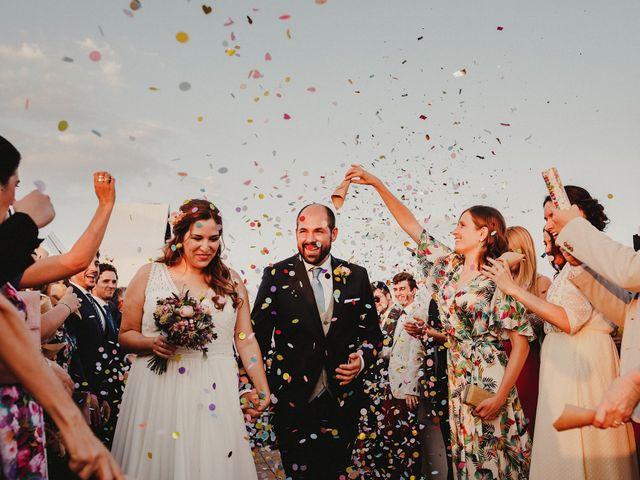 La boda de Quique y María en Campo De Criptana, Ciudad Real 75