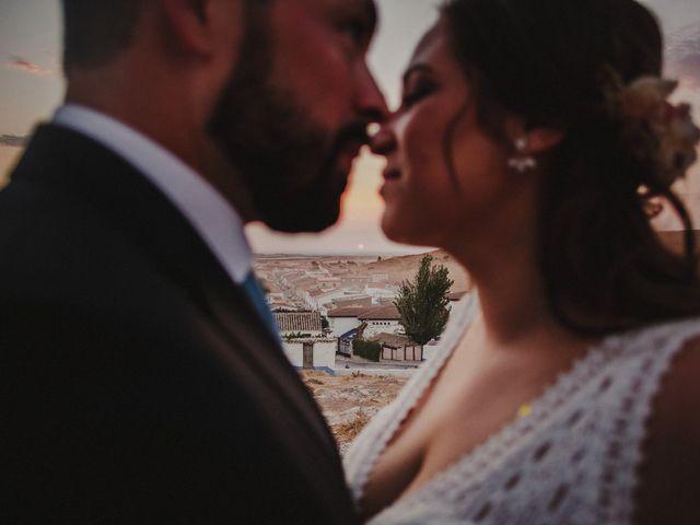 La boda de Quique y María en Campo De Criptana, Ciudad Real 80