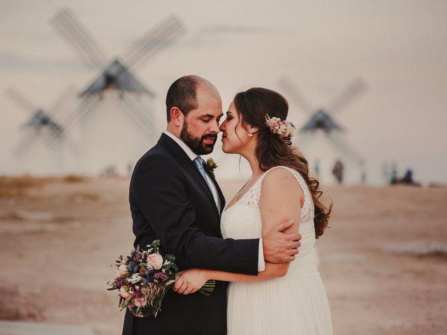 La boda de Quique y María en Campo De Criptana, Ciudad Real 81