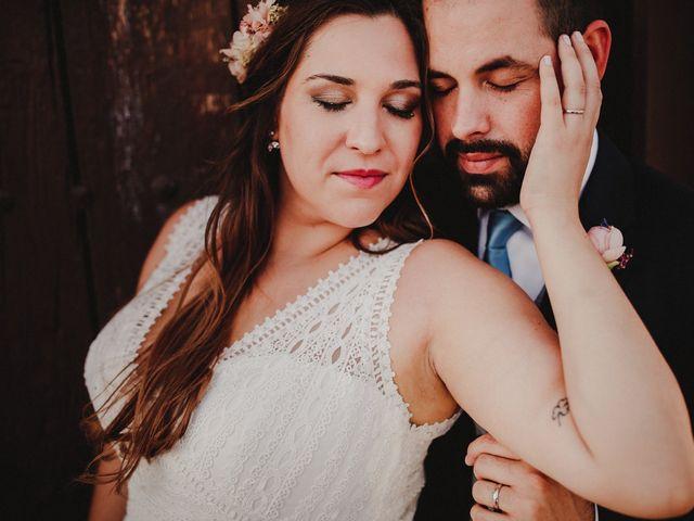 La boda de Quique y María en Campo De Criptana, Ciudad Real 83