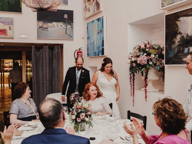 La boda de Quique y María en Campo De Criptana, Ciudad Real 94