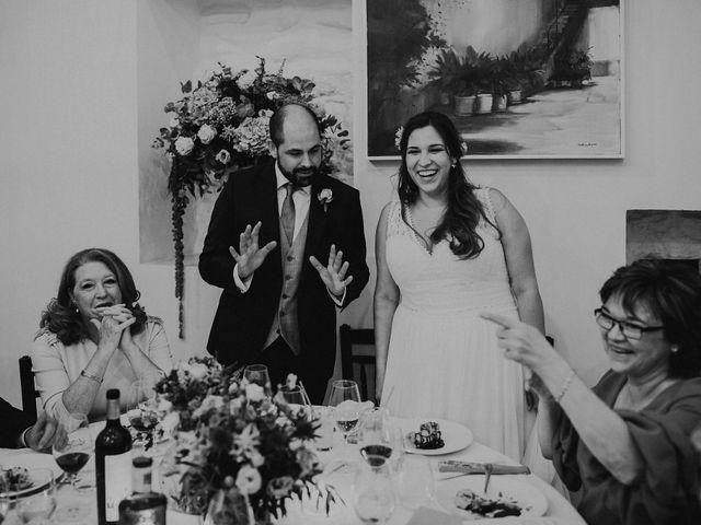 La boda de Quique y María en Campo De Criptana, Ciudad Real 98