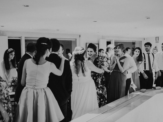 La boda de Quique y María en Campo De Criptana, Ciudad Real 99