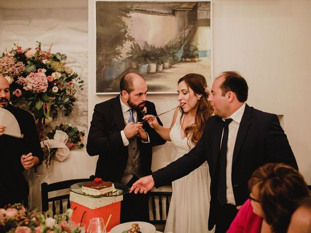 La boda de Quique y María en Campo De Criptana, Ciudad Real 103