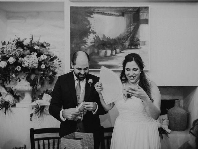 La boda de Quique y María en Campo De Criptana, Ciudad Real 104