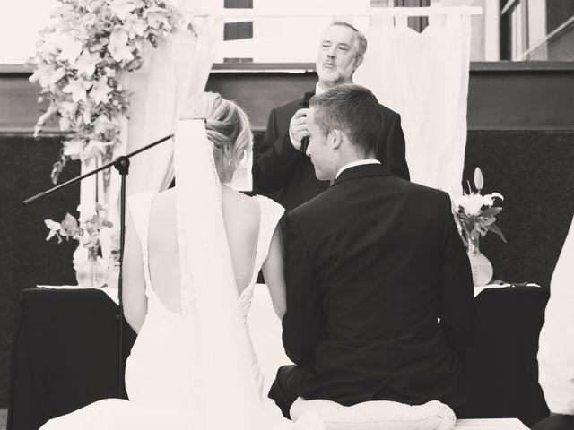 La boda de David y Merche en Granada, Granada 11