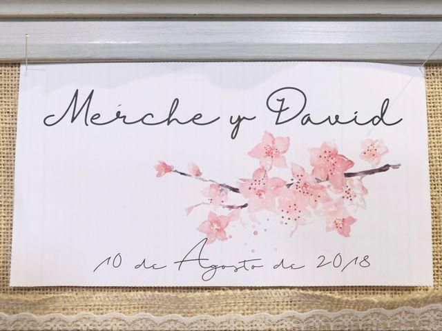 La boda de David y Merche en Granada, Granada 20