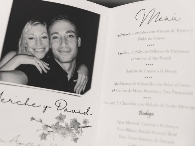La boda de David y Merche en Granada, Granada 21