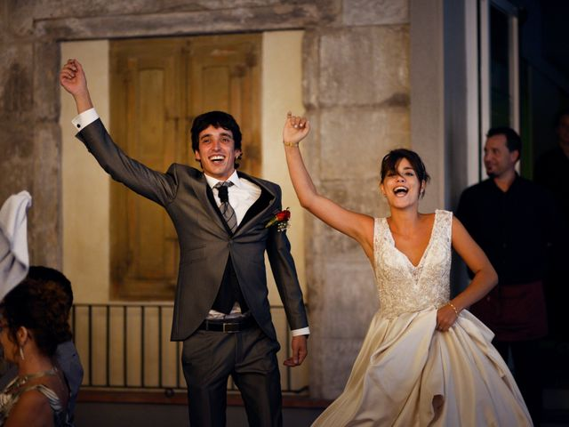 La boda de Miguel y Ahina en Sant Ferriol, Girona 40