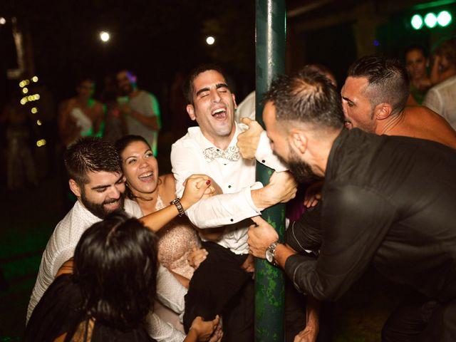 La boda de Miguel y Ahina en Sant Ferriol, Girona 55