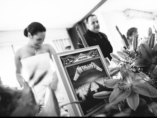 La boda de Ana y Jorge en A Guarda, Pontevedra 1