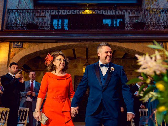 La boda de Jaime y Desi en Toledo, Toledo 51