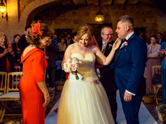 La boda de Jaime y Desi en Toledo, Toledo 53