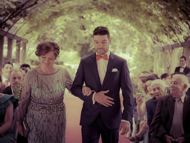 La boda de Aaron y Fara en Redondela, Pontevedra 16
