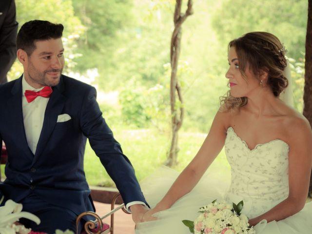La boda de Aaron y Fara en Redondela, Pontevedra 18