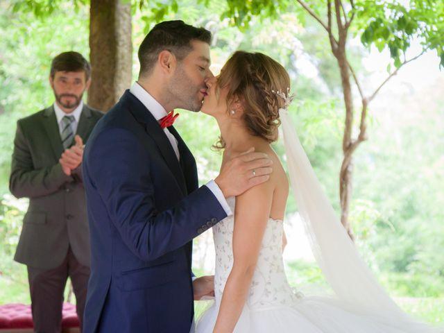 La boda de Aaron y Fara en Redondela, Pontevedra 21