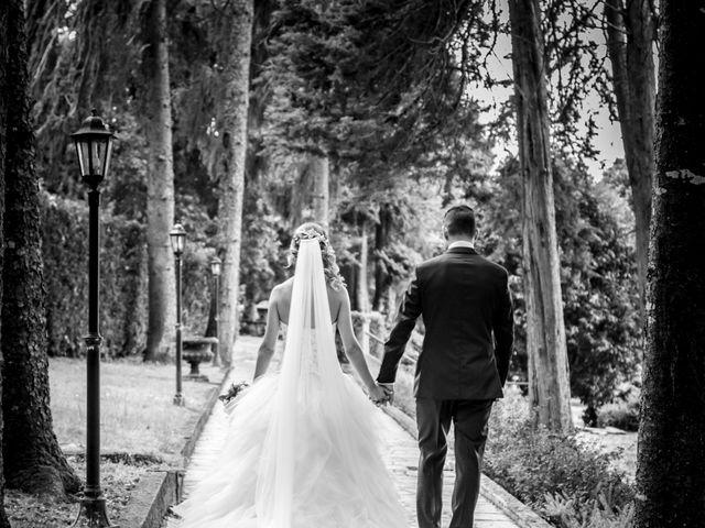 La boda de Aaron y Fara en Redondela, Pontevedra 23