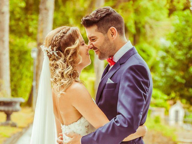 La boda de Aaron y Fara en Redondela, Pontevedra 24