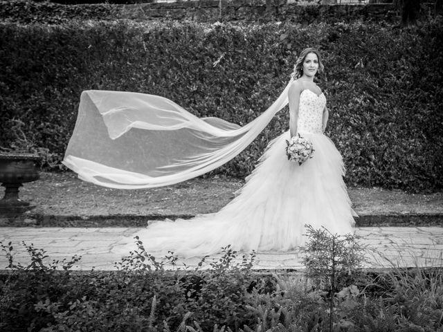 La boda de Aaron y Fara en Redondela, Pontevedra 25