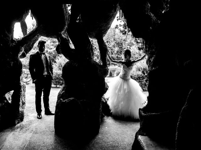 La boda de Aaron y Fara en Redondela, Pontevedra 26