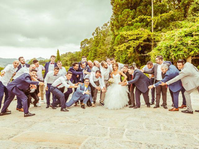 La boda de Aaron y Fara en Redondela, Pontevedra 33