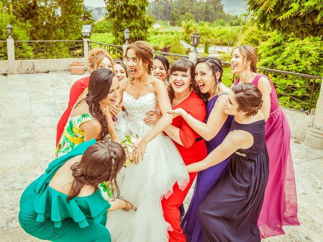 La boda de Aaron y Fara en Redondela, Pontevedra 34
