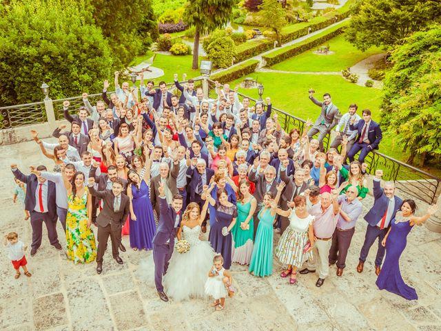 La boda de Aaron y Fara en Redondela, Pontevedra 2