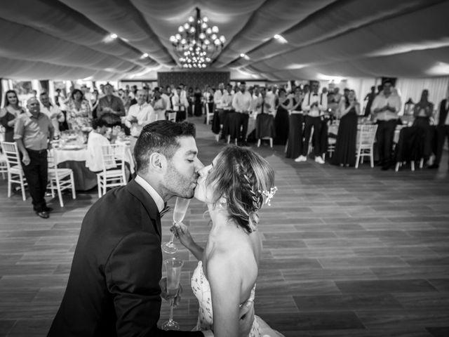La boda de Aaron y Fara en Redondela, Pontevedra 35