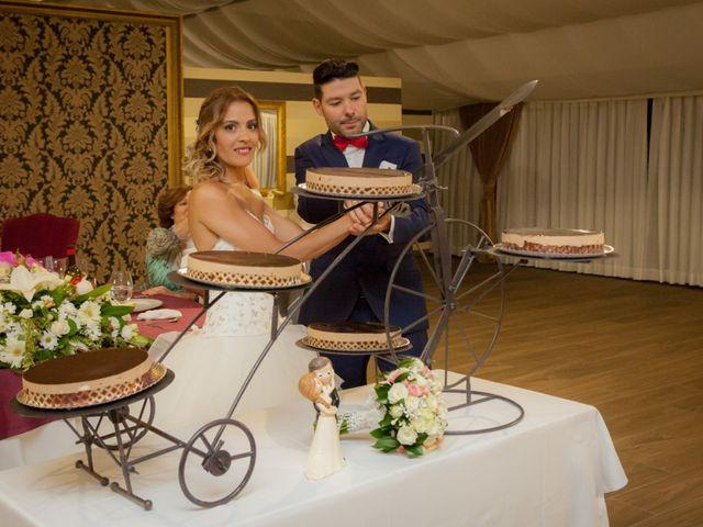 La boda de Aaron y Fara en Redondela, Pontevedra 40