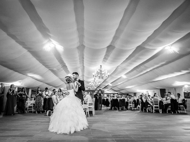 La boda de Aaron y Fara en Redondela, Pontevedra 41